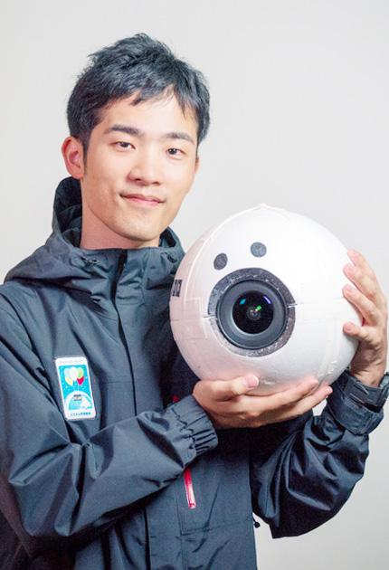 発明家の岩谷圭介さん
